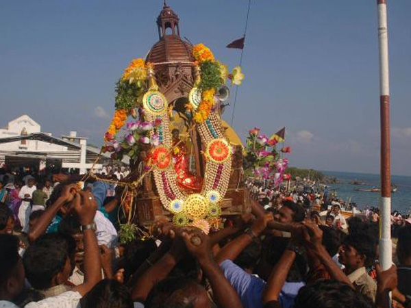 Katchatheevu Anthony temple festival begins today