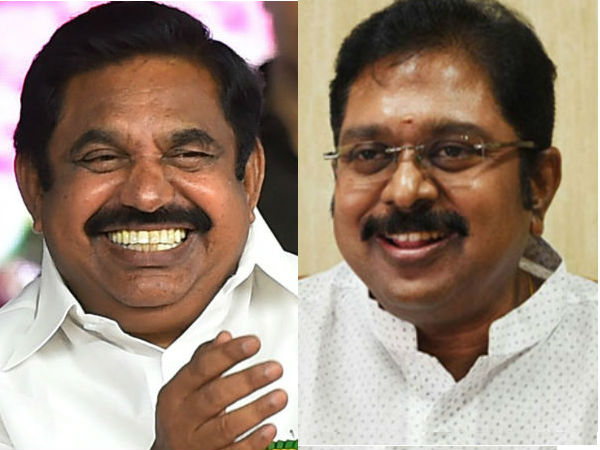 Lok Sabha Election 2019 : AIADMK vs AMMK Direct Fight Constituencies and Candidate list