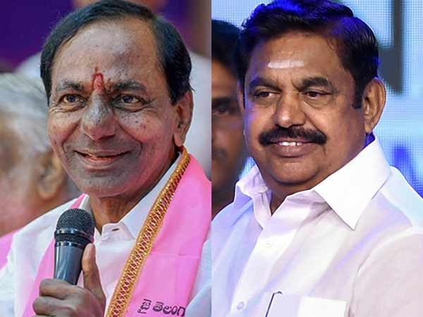 சிறப்பாக செயல்படும் முதல்வர்கள்.. சந்திரசேகர ராவ் பர்ஸ்ட், பழனிசாமி லாஸ்ட்