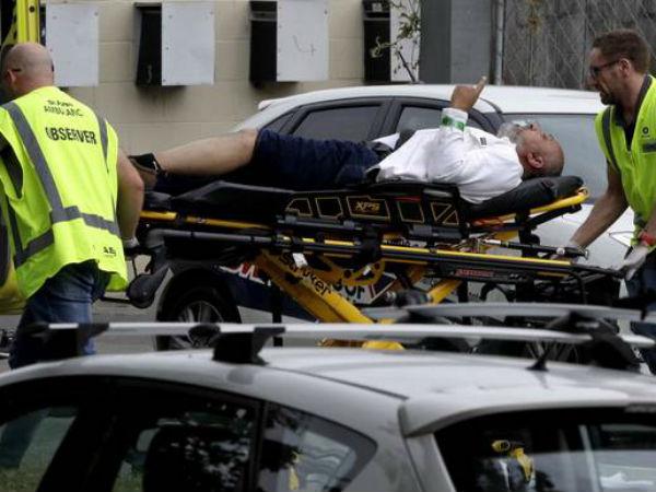 Christchurch Shooting Video Gallery: New Zealand Christchurch Shooting: மசூதிக்குள் புகுந்து