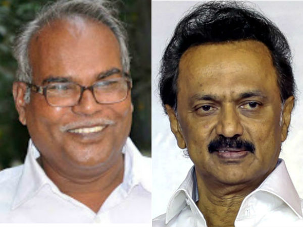 Marxist Communist Party making dialogue with DMK