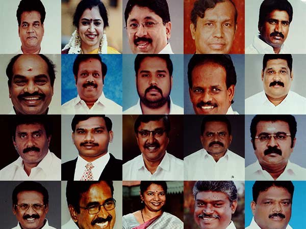 DMK Candidate List 2019: மக்களவை தேர்தல்- திமுக வேட்பாளர் பட்டியல்