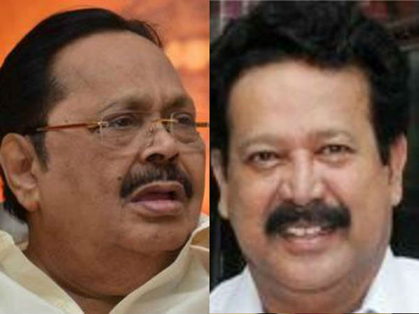 DMK candidates list 2019, son and daughters are there