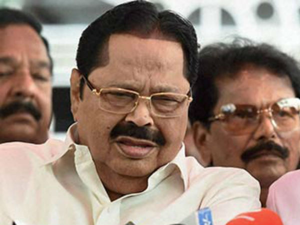 DMK man leaves party
