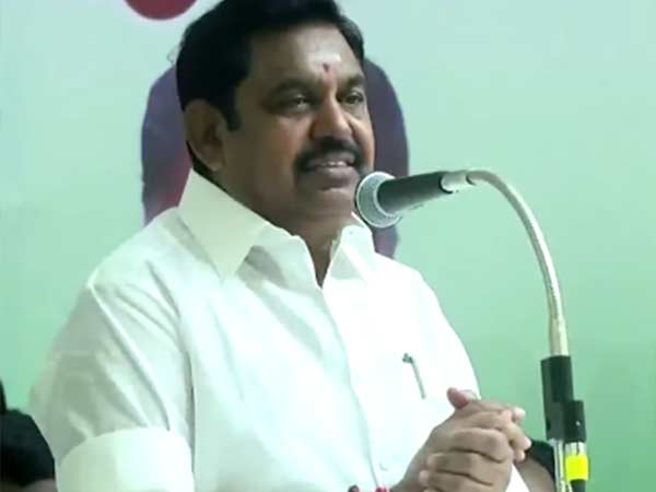 The DMK's Era will end with this election Says Chief Minister Palanisamy