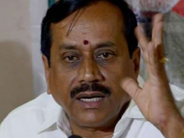 If that happens, I will compete in Sivagangai constituency says H Raja