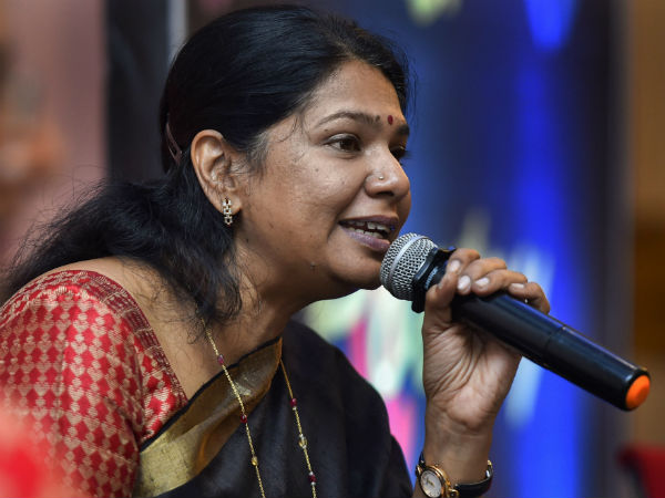 MP Kanimozhi slams ADMK