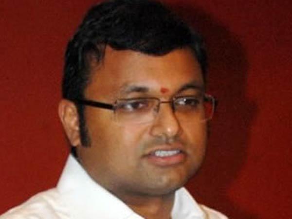 BREAKING NEWS LIVE - கார்த்தி சிதம்பரத்திற்கு காங்கிரஸ் கட்சிக்குள்ளேயே எதிர்ப்பு!