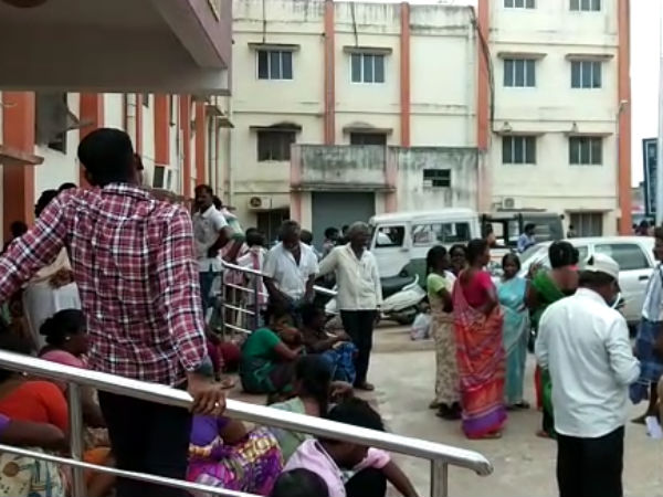 New born baby killed by the duty nurse in Koovathur
