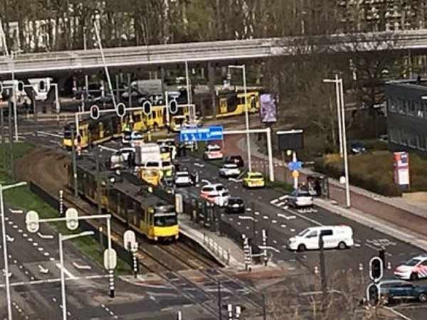 Many Injured In Shooting On Tram In Netherlands, Say Police