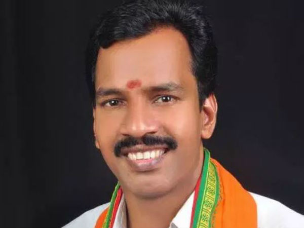 Kerala BJP Candidate gets 14 day prison