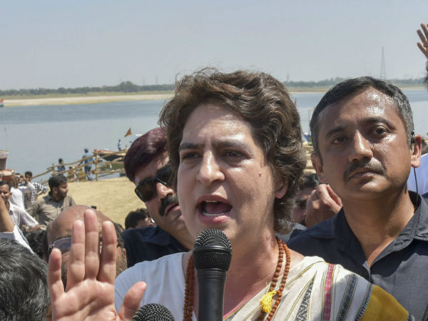 """Is this achievement"" asks Priyanka Gandhi; ""Who allowed Nirav Modi to flee?"""