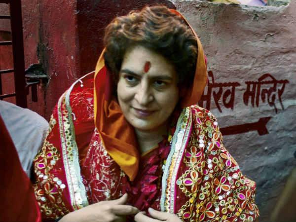 கோவில்களில் வழிபாடு.. கங்கை பயணம்.. பிரியங்காவின் அசால்ட் அரசியல்.. பாஜகவிற்கு அதிர்ச்சி!