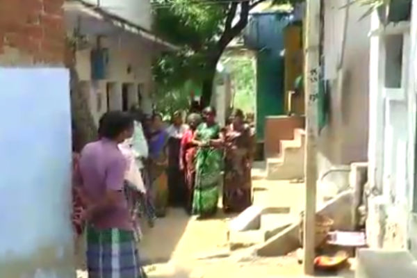 Earth Quake in Virudhunagar district: Public Panic