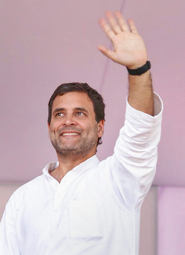 Congress Committee requested Rahul Gandhi to contest from Wayanad