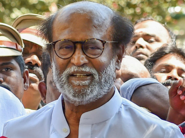 We wont contest in Tamilnadu 21 assembly seat by-elections says Rajini Kanth