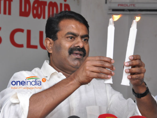 Election commission denies to allot double candle symbol to Naam Tamilar