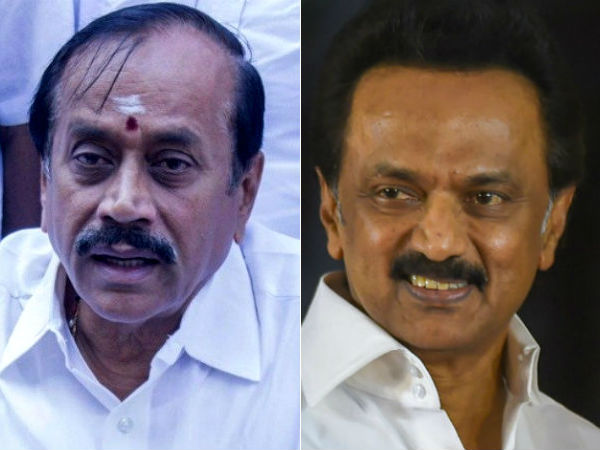 H Raja says about DMKs manifesto