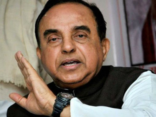 Subramanian Swamy says that it is not possible to release 7 tamils