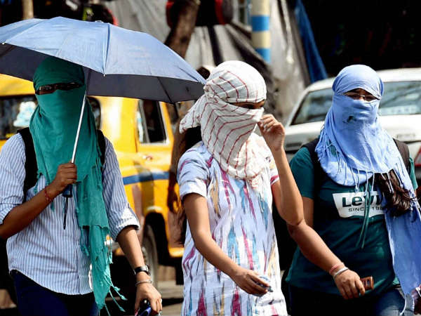 The heat will increase; Weather Center Alert to 10 districts