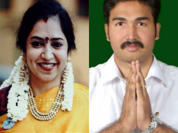 2 வாரிசுகள்.. ஒரே தொகுதியில்.. திகுதிகு கொதிப்பில் தென்சென்னை தேர்தல் களம்