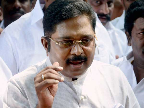 AMMK does not see the Pollachi horror ; TTV Dinakaran statement