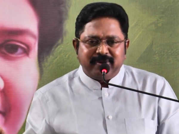 The background of the Pollachi incident will reveal the truth says TTV Dinakaran
