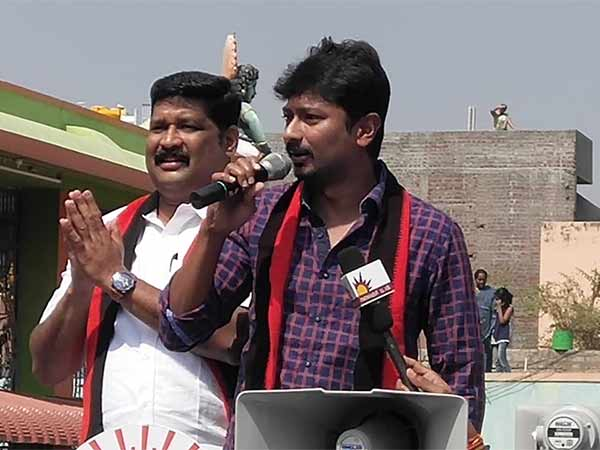 Image result for udhayanidhi stalin campaign