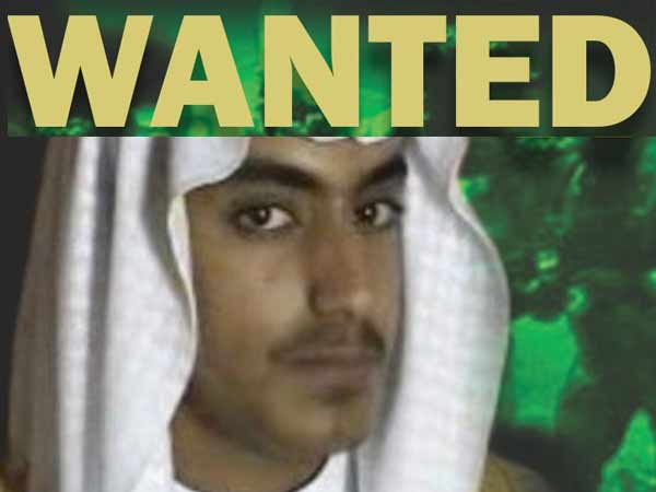 Us offers reward for osama binladens son hamza bin laden