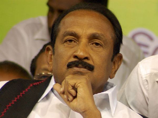 MDMK will contest in its own symbol in Erode