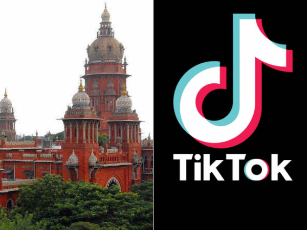 Madras high court order, Centre to ban downloading of TikTok app