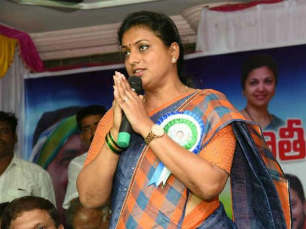 நடிகை ரோஜாவுக்கு ஆதரவு... தமிழக நடிகர்கள் பிரச்சாரத்தில் கலகல