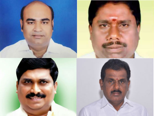 AMMK releases candidate list for 4 assembly constituenccies