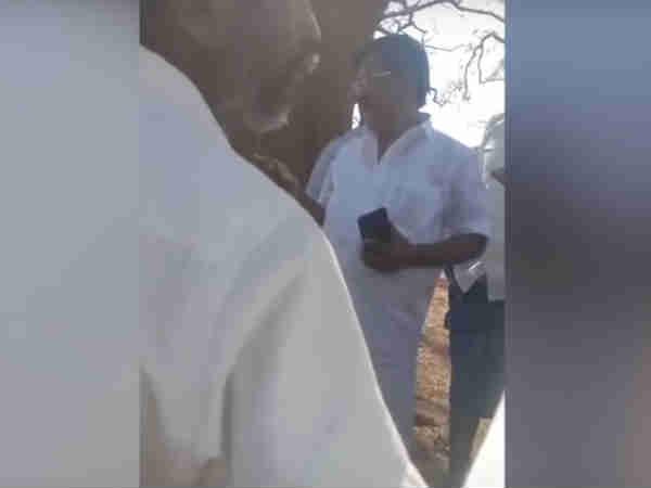 நான் பேசவே இல்லை.. யாரோ மிமிக்ரி பண்ணிட்டாங்க.. அதிமுக மாஜி எம்எல்ஏ மீது பாய்ந்தது கேஸ்!