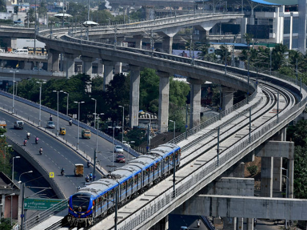chennai metro rail staff and management and labour union talk on tomorrow