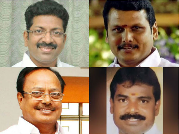 DMK announces candidates for 4 Assembly seats