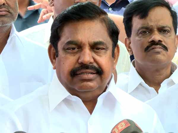 The peoples are judges in the election; they will give a good judgment Says Chief Minister Palanisamy