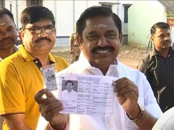 கருணாநிதி, ஜெயலலிதா இல்லாத முதல் தேர்தல்.. முதல்வரான பிறகு எடப்பாடி சந்திக்கும் முதல் தேர்தல்