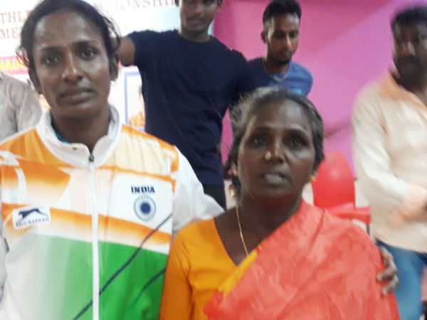 I will win in the Olympics .. And then Im become a coach..Gomathi Marimuthu hope