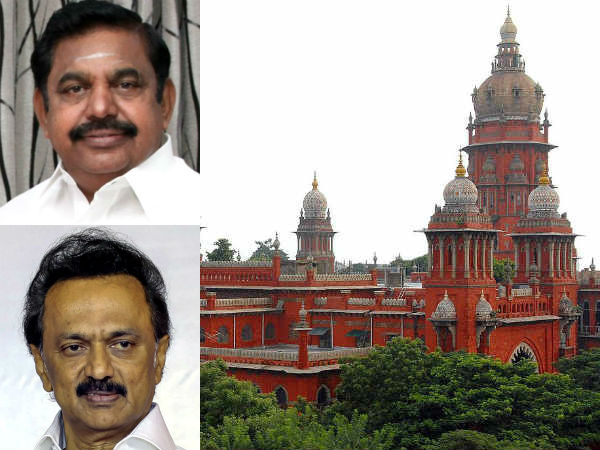 MK Stalin and CM Edappadi Palanisamy should not speak about Kodnad
