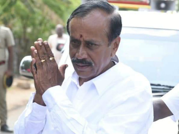 Sivagangai Candidate H Raja Tweet about How to Vote