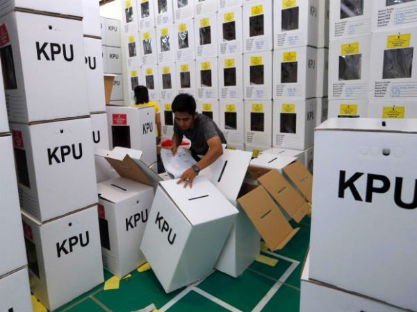 Indonesias 2019 elections have killed over 270 electoral staff due to overwork