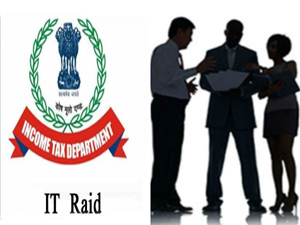 IT department raids in 11 different places in Tamilnadu amidst Election