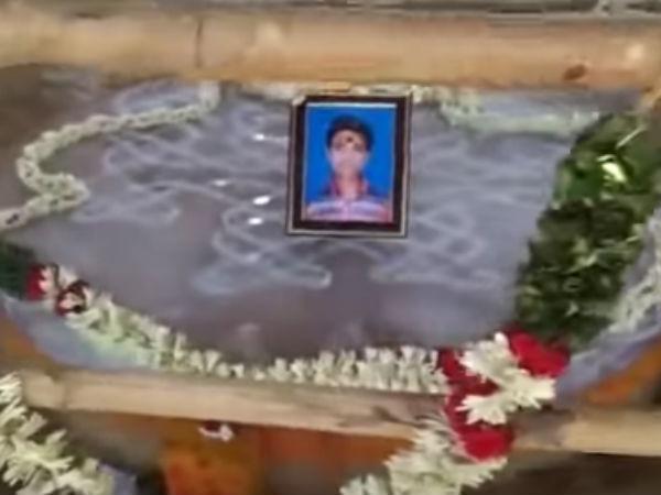 அதிர்ச்சி சம்பவம்.. சாமியார் பேச்சை கேட்டுக் கொண்டு 16 வயது சிறுவனை ஜீவசமாதி செய்த குடும்பம்