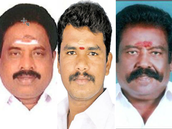 Tamil Nadu assembly speaker sent notice to 3 AIADMK MLAs