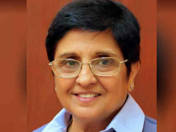 Kiran Bedi blesses Puducherry and its people
