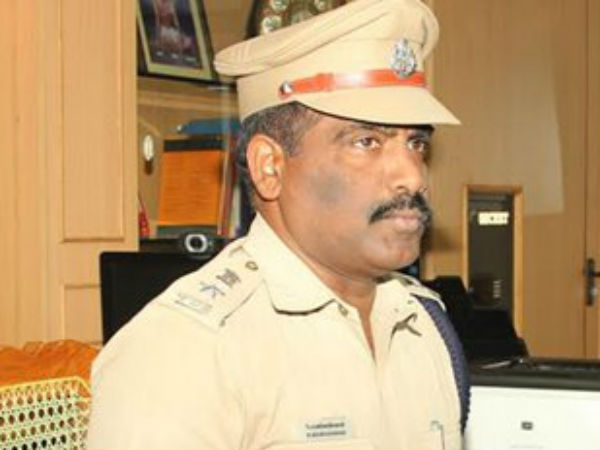 election flying squad searched madurai police superend car in madurai