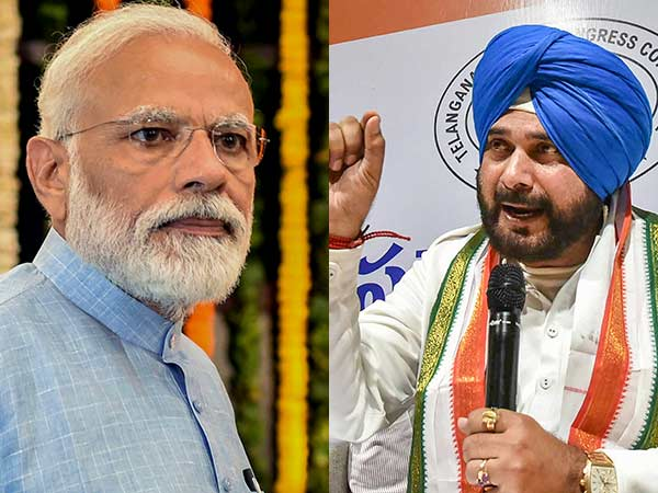 modi ji are you industry development manager for Ambani and Adani..sidhu questioned