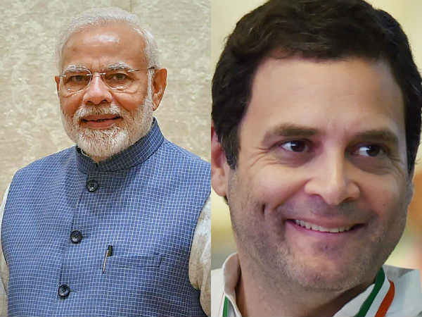 Final campaign for the 4th phase of the election, Modi, Rahul Talks