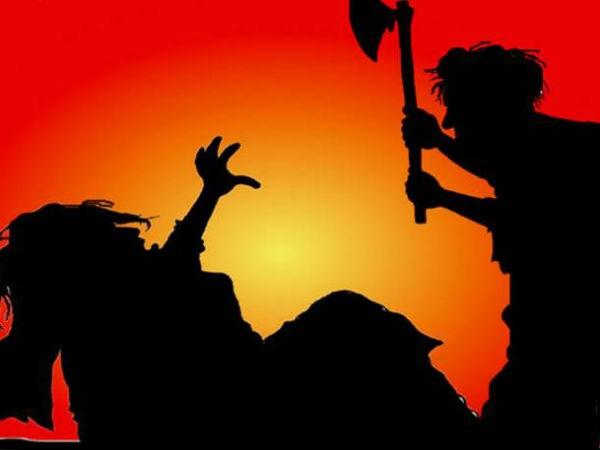 திருப்போரூரில் பட்டப்பகலில் கடைக்குள் புகுந்து பெண் படுகொலை.. வழிபறி முயற்சியில் கொலையா?